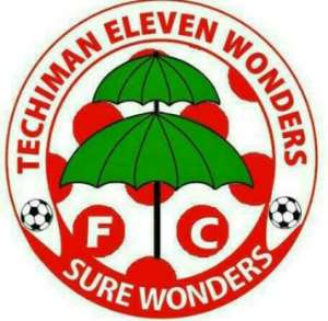 Techiman Eleven Wonders Arrive In Kumasi For Ghalca G8 Tourney