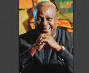 John Mahama Is Most Influential Ghanaian In 2017