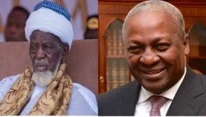 Mahama and Chief Imam are alive; Owusu Bempah is a liar.