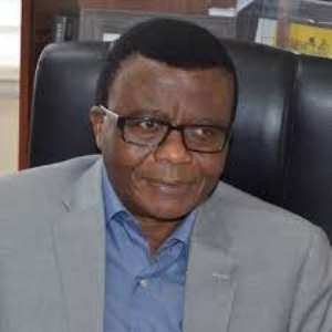 Former United Nations Senior Government Advisor who is also CEO of the John Agyekum Kufuor Foundation, Professor Baffour Agyeman-Duah
