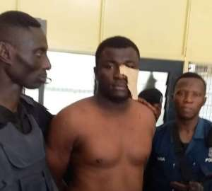 Currently, Eric Kojo Duah aka Sakora, is the sole accused being held on two counts of murder.