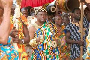 Nana Oboaman Bofotia Boa Amponsem II, the Krontihene of Sunyani Traditional Council