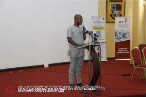 Ghanaian Youths To Benefit From Outreach Programmes