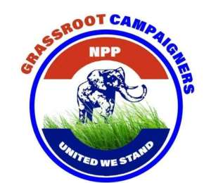 Ignore All Negative Propaganda from Pro-NDC Media Outlets Against Grassroot Campaigners' Group