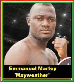 WBO Africa Champ Emmanuel Martey To Fight In Russia