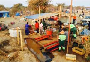 Small-scale Miners Support Use Of Mercury-free Technologies