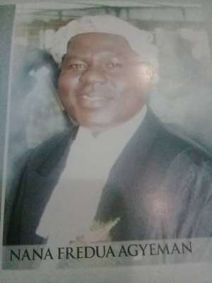 Nana Fredua Agyemang