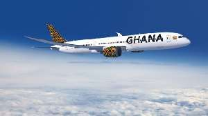 Hand Over Newly Purchased Aircraft To The Ghana Air Force - To Run A new AirLink With. Now. Not Tomorrow!