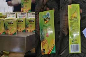 Patronise More Eku Juice To Improve Ghanaian Economy – Factory Manager