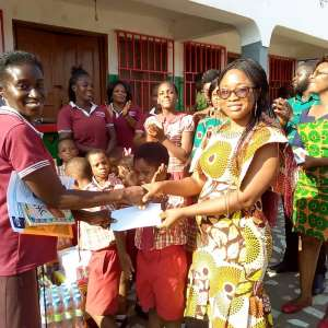 American School Supports Orphanage