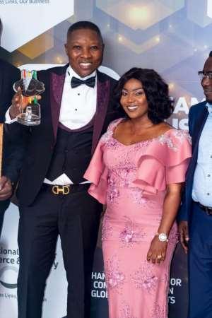 Happy Man Bitters Grabs 3 Top Awards