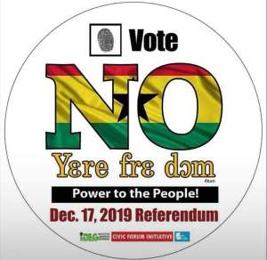 President Akufo-Addo Was Right; Vote YES To Elect Your MMDCEs
