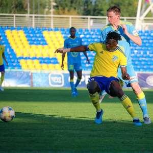 Astana FC Join Race To Sign Ghanaian Midfielder David Mawutor