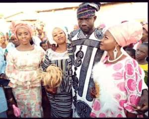 Walewale Man Marries 3 Wives Same Day
