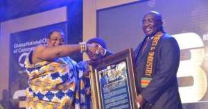 Bawumia Honoured For Private Sector Development