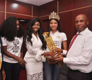 Rotimi Ameachi Receives Polo Stallion Star Awards Hosted In Dubai ForNigeria Transport Revolution