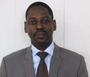 Daniel Ogbarmey Tetteh Director-General of SEC