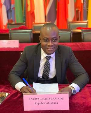 Prince Sadat Represents Ghana In China On PPP Solutions In Infrastructure Construction