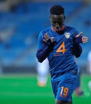 Samuel Owusu: Ghanaian Winger Named in Saudi Professional League 'Team of the Week'
