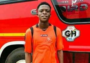 New Edubiase Player Killed By Motorcycle