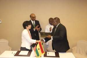 Ghana Stock Exchange, Singapore Cooperation Sign MoU