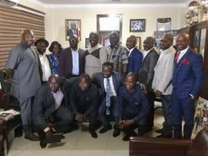GFA Executive Council Calls On Youth And Sports Minister
