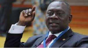 Deputy Local Government Minister, Osei Bonsu Amoah