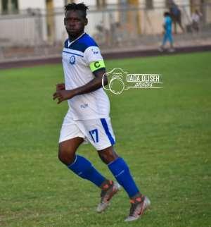 Emmanuel Clottey To Captain Olympics For 2019/2020 GPL Season