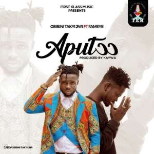 Obibini Takyi Junior collaborates with Fameye on 'Apuutɔɔ'