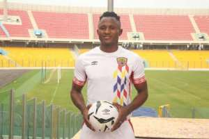 Hearts Of Oak In Talks With Striker Joseph Esso For A Contract Extension