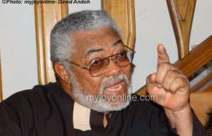 Rawlings To Speak On Papavi, Other Western Togoland Separatists