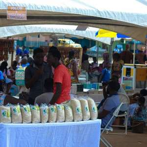 Koforidua: JDM Eastern Business Trade  Fair Receives Massive Response