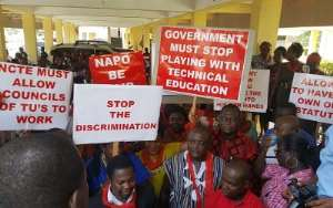 Another Strike Imminent As TUTAG Accuse FWSC Of Violating NLC Ruling That Ended October Strike
