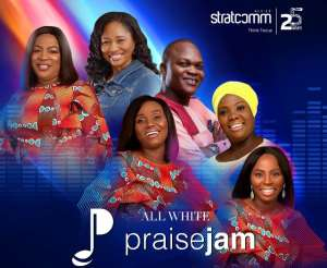 Stratcomm Africa's 2019 Praise Jam set for December 7