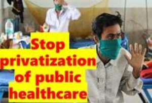Niti Aayog Must Stop Plan To Privatise Public Health