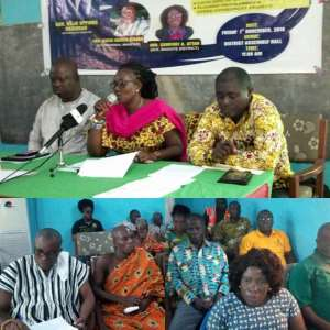 'One Constituency One million dollars' initiative working - DCE