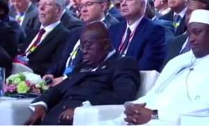 Russia-Africa Summit: Drugged Or Sleeping On The Job