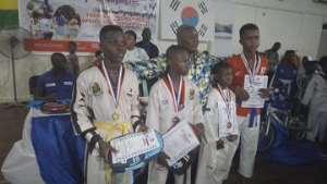 Massive Participation At 7th Norlympics Taekwondo