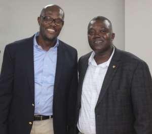 Tennis Foundation Ghana President Congratulates Isaac Aboagye-Duah For Retaining Leadership