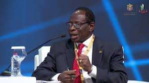 Commissioner for Economic Policy and Economic Research at the ECOWAS Commission, Dr Kofi Konadu Apraku