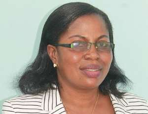 Mercy Larbi Appointed New Deputy CHRAJ Commissioner