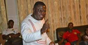 Dr Kwame Kyei Is Our Problem - Kotoko NC Chairman