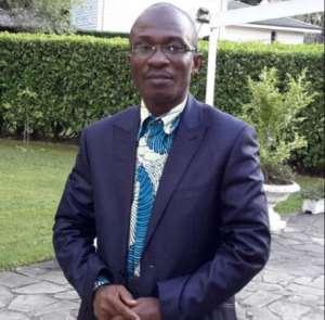 CDA Executive Director, Mr Francis Ameyibor