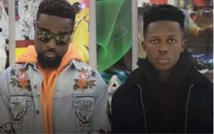 Sarkodie left me because he didn't want to kill my music career- Strongman