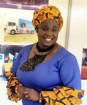 Head of Corporate Communications at Ghana Post Company, Kobi Hemaa Osisiadan-Bekoe