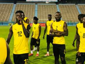 CAF U-23 AFCON: Black Meteors Have Full House As Training Intensifies For Opener