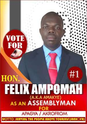 Immigration Officer Contests As Assemblyman For The 4th Consecutive Time
