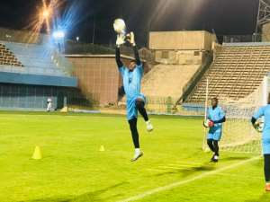CAF U-23 AFCON: Black Meteors Hold First Training In Egypt