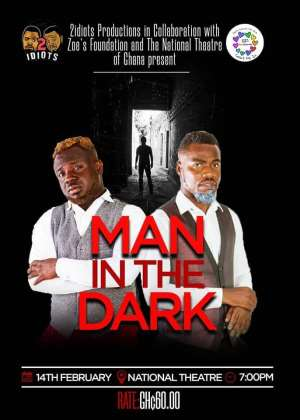 2 Idiot's Man In The Dark Is On Val's Day!