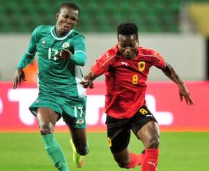 CHAN 2018 Match Report: Angola, Burkina Faso Settle For A Draw